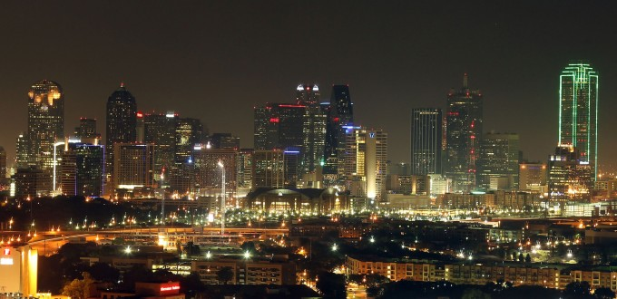 Dallas_Texas_Night