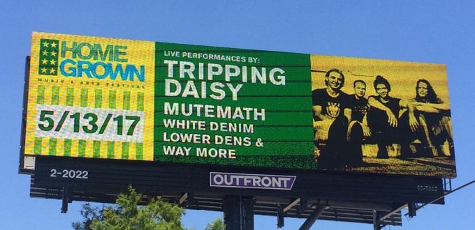 homegrown fest billboard