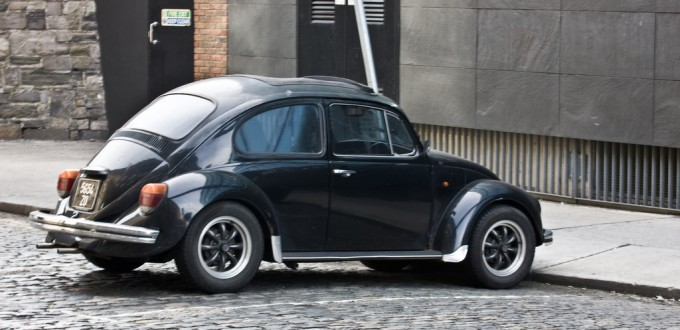 VW Black Beetle