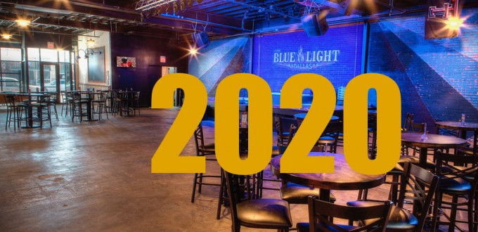 Blue Light Dallas 2020